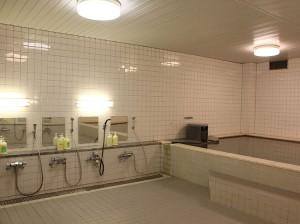ロッジ 大浴場